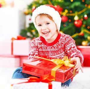 Что заказать на Новый год детям в подарок идеи?